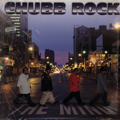 Chubb Rock - The mind