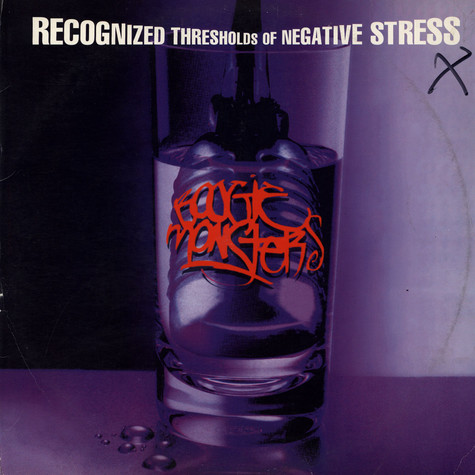 Boogiemonsters - Recognized thresholds of negative stress