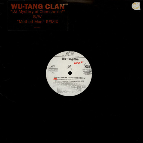 Wu-Tang Clan - Da Mystery Of Chessboxin / Method Man (Remix)