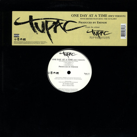 2Pac - One Day At A Time (Em's Version)
