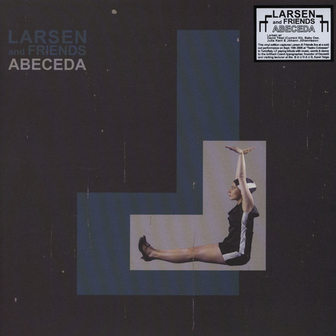 Larsen & Friends - Abeceda