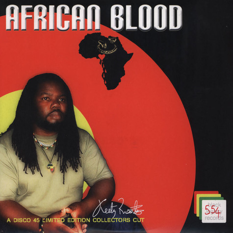 Keety Roots - African Blood / Melodica Dub Cut