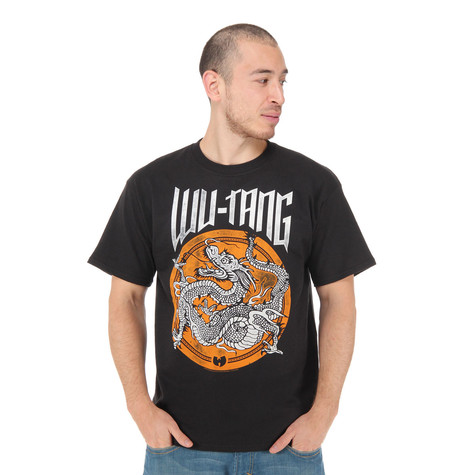 Wu-Tang Clan - Dot Dragon T-Shirt