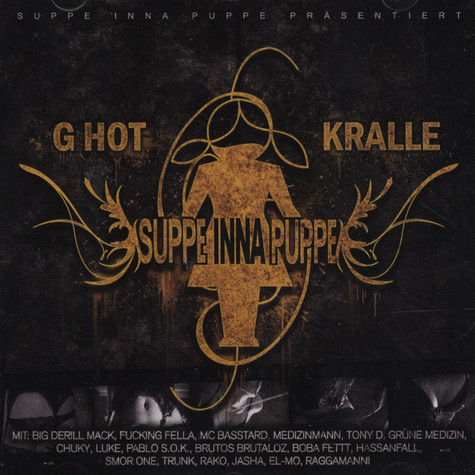 G-Hot & Kralle - Suppe Inna Puppe