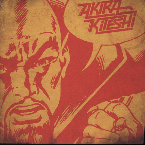Akira Kiteshi - Ming The Merciless / ION-BRU