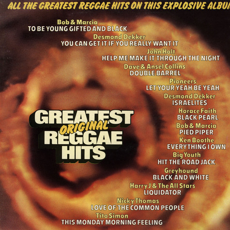 V.A. - Greatest Reggae Hits
