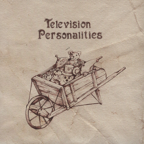 Television Personalities - You're My Yoko / The Girl From Nowwhere