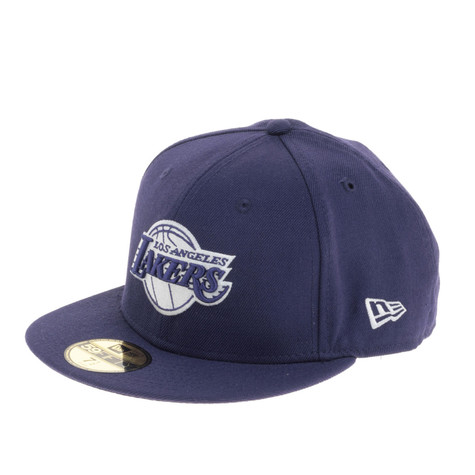 New Era - Los Angeles Lakers Basic Cap
