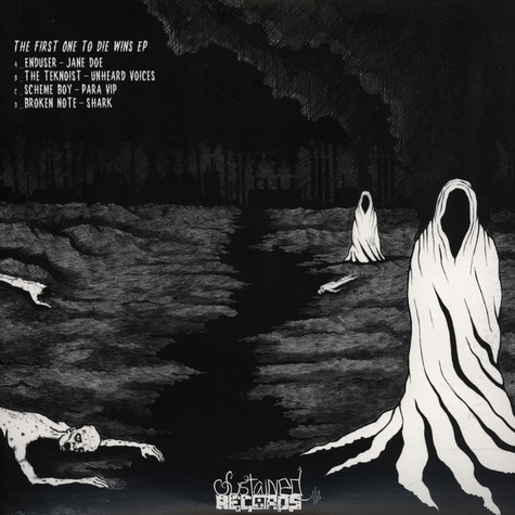 V.A. - The First One To Die Wins EP