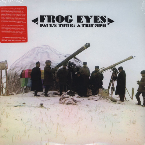 Frog Eyes - Paul's Tomb: A Triumph