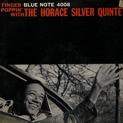 Horace Silver Quintet, The - Finger Poppin' With The Horace Silver Quintet