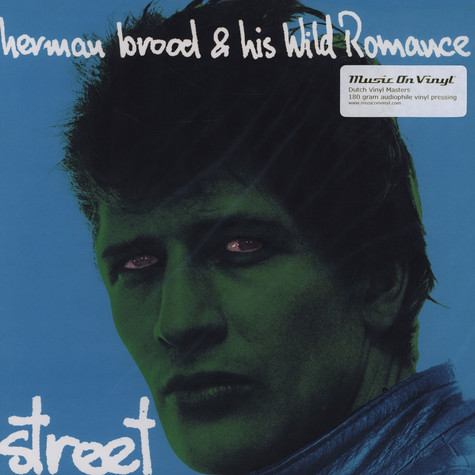 Herman Brood & Wild Romance - Street