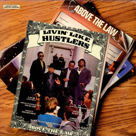 Above The Law - Livin' Like Hustlers
