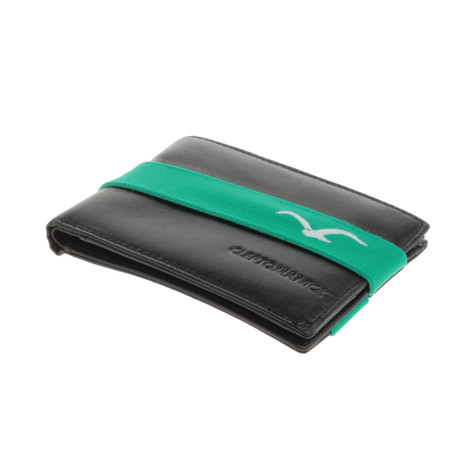 Cleptomanicx - C.I. Leather Wallet