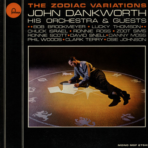 John Dankworth With His Orchestra And Guests - Zodiac Variations