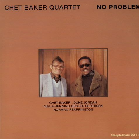Chet Baker Quartet - No Problem