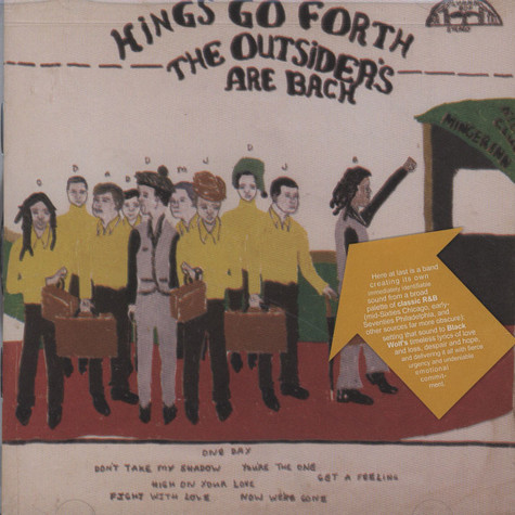 Kings Go Forth - Outsiders Are Back