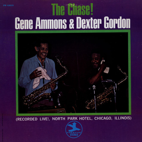Gene Ammons & Dexter Gordon - The Chase