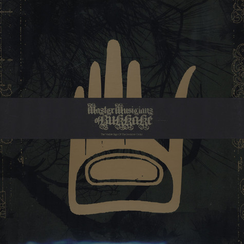 Master Musicians Of Bukkake - The Visible Sign Of The Invisible