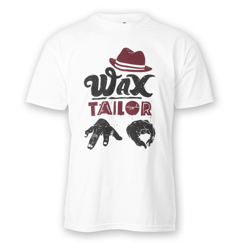Wax Tailor - Contest T-Shirt