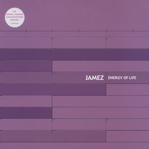 Jamez - Energy Of Life