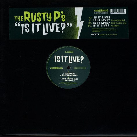 Rusty Ps - Is it live