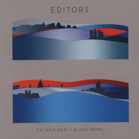 Editors - Eat Raw Meat = Blood Drool