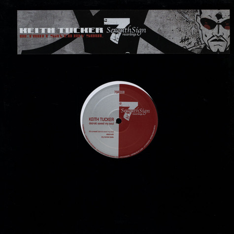 Keith Tucker - Detroit Saved My Soul EP