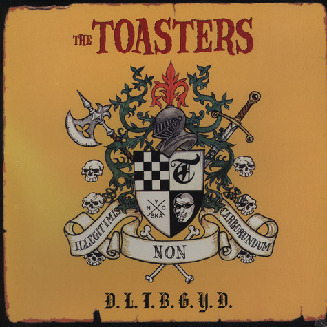 Toasters, The - D.l.t.b.g.y.d.