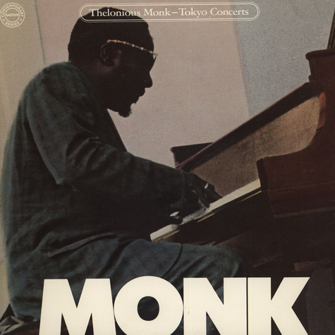 Thelonious Monk - Tokyo Concerts