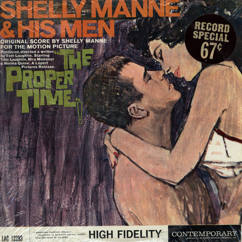 Shelly Manne & His Men - The Proper Time