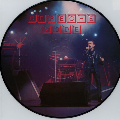 Depeche Mode - Limited Edition Interview Picture Disc
