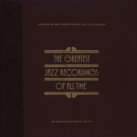 V.A. - The Greatest Jazz Recordings Of All Time - Classic Performers