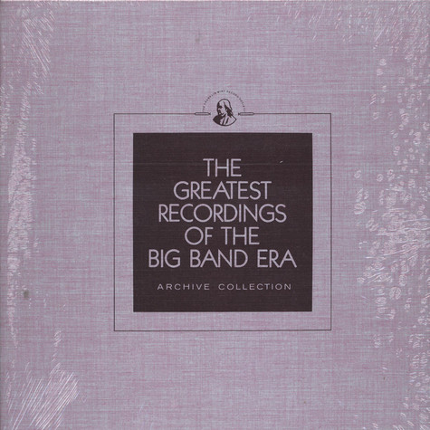 V.A. - The Greatest Recordings Of The Big Band Era - Woody Herman Vol. 1 / Andy Kirk / Johnny Long / Tommy Tucker