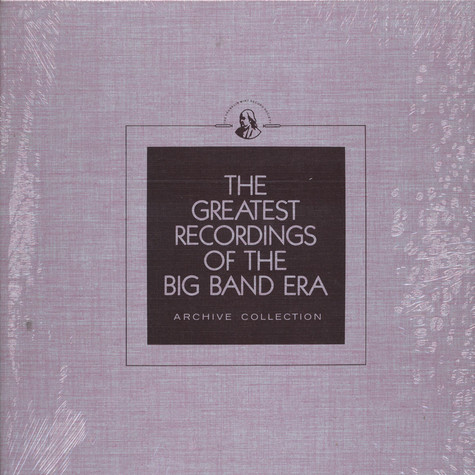 V.A. - The Greatest Recordings Of The Big Band Era - Louis Armstrong / Dick Jurgens / Elliot Lawrence