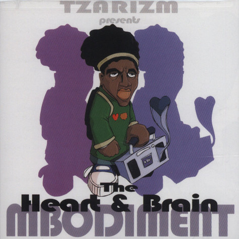 TzariZM presents The Heart & Brain - Mbodiment