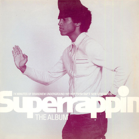 V.A. - Superrappin - The Album
