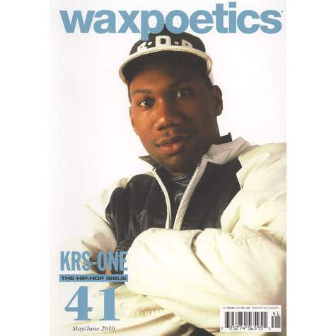 Waxpoetics - Issue 41 - East Coast Cover