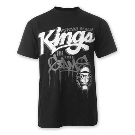 Psycho Realm - Kings In The Game T-Shirt