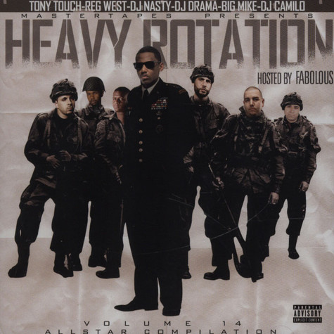 Fabolous Presents - Heavy Rotation Allstars Volume14