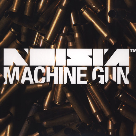 Noisia - Machine Gun Remixes