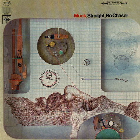 Monk (Thelonious Monk) - Straight, No Chaser