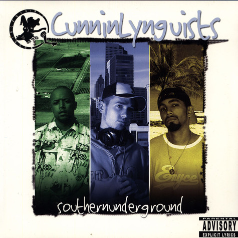 Cunninlynguists - Southernunderground