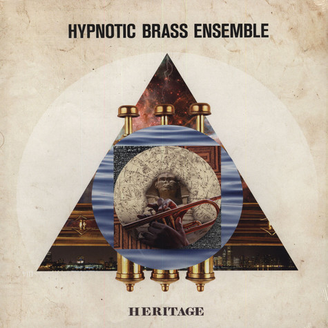 Hypnotic Brass Ensemble - The Heritage EP