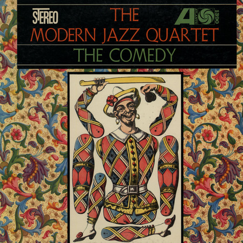 Modern Jazz Quartet, The - The Comedy