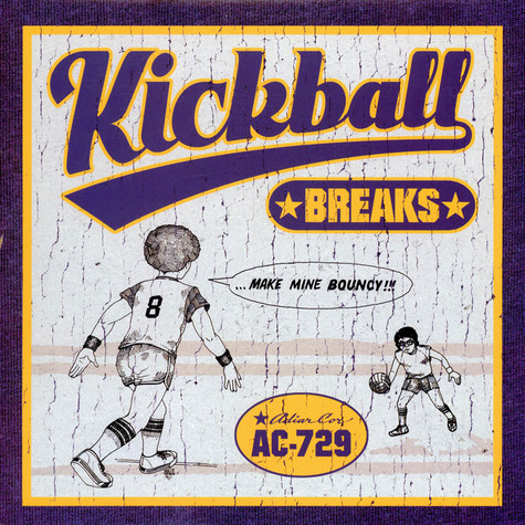 Roc Raida - Kickball Breaks