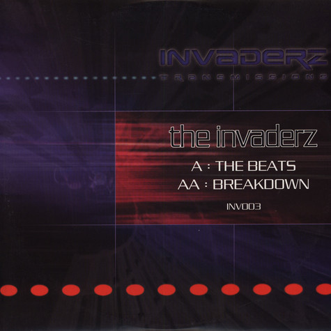 Invaderz, The - The Beats