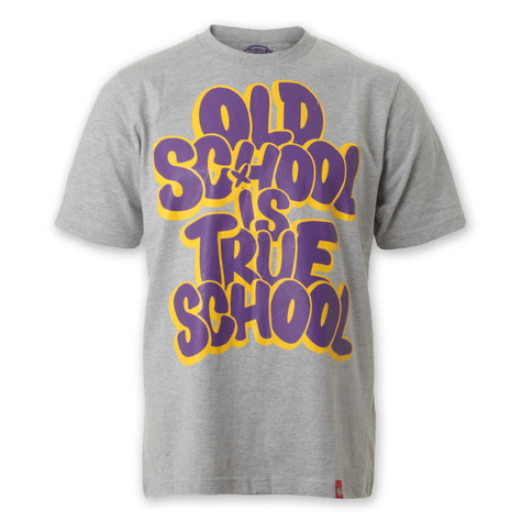 Dickies - Old School Is True School T-Shirt