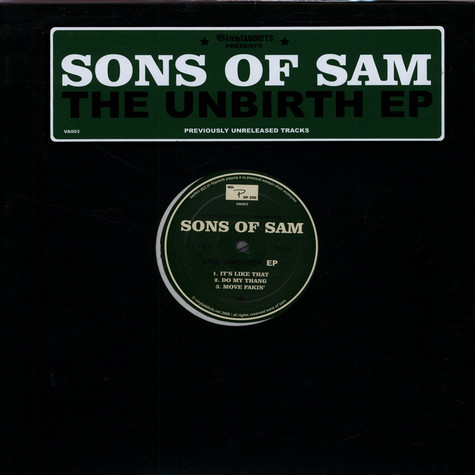 Sons of Sam - The Unbirth EP