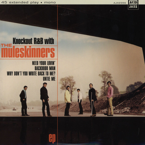 Muleskinners, The - Knockout R&B